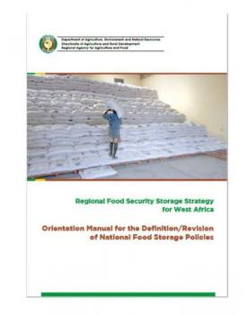 Orientation Manual for the Definition Revision of National Food Storage Policies